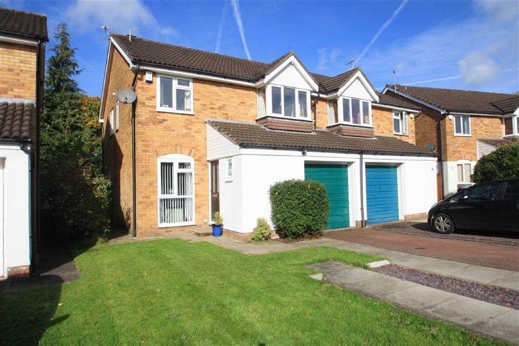 4 Bedrooms Semi Detached House for sale in Fieldhead Road, Wilmslow