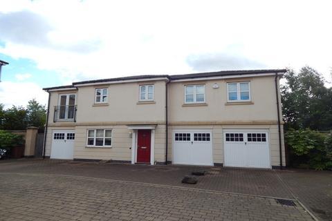 2 bedroom coach house for sale - The Quays, Castle Quay Close, Nottingham, NG7