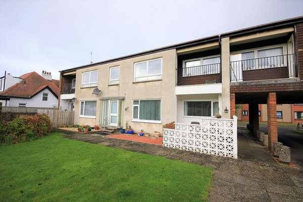 2 Bedrooms Flat for sale in 20 Cavendish Place, Troon, KA10 6JG