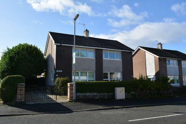 2 Bedrooms Semi-detached Villa House for sale in 3A Culbin Drive, Glasgow, G13 4PR
