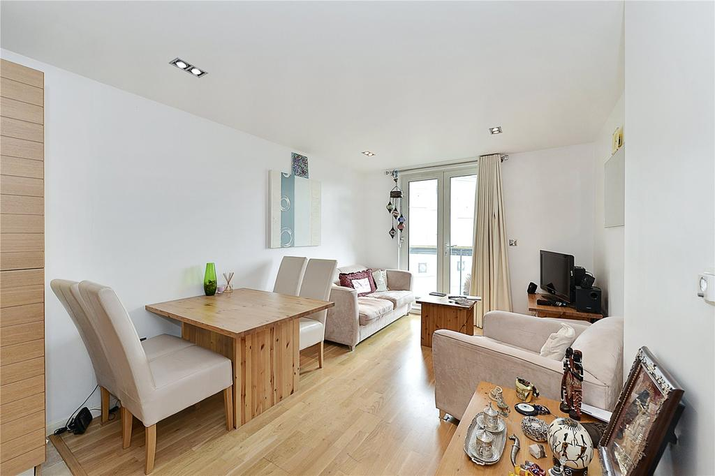 1 Bedroom Flat for sale in City Tower, 3 Limeharbour, London