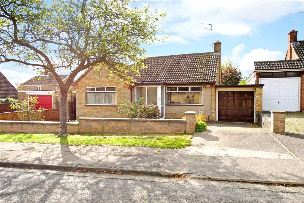 2 Bedrooms Detached Bungalow for sale in Edgehill Road, Duston, Northamptonshire