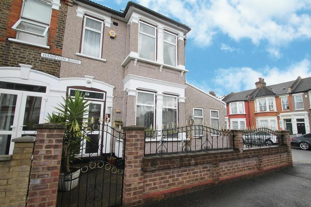 5 Bedrooms End Of Terrace House for sale in Hampton Road, Leytonstone