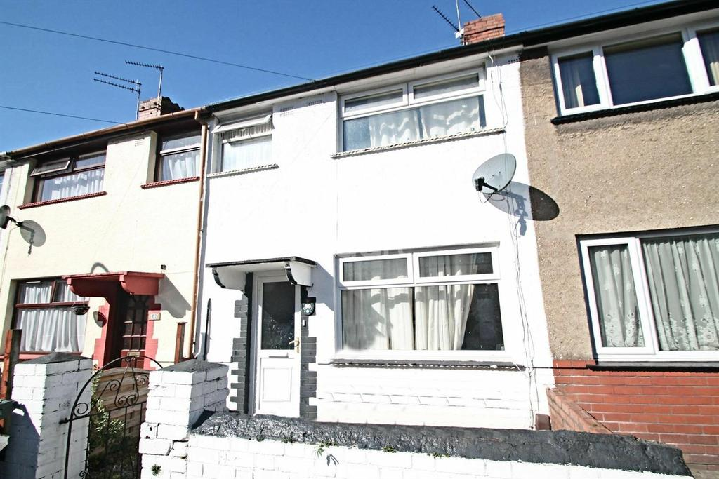 3 Bedrooms Terraced House for sale in Ailesbury Street, Newport, Gwent