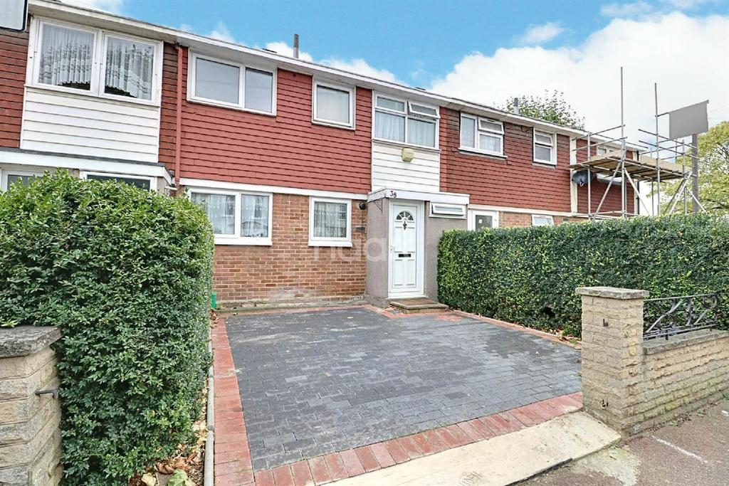 3 Bedrooms Terraced House for sale in Arragon Road, East Ham