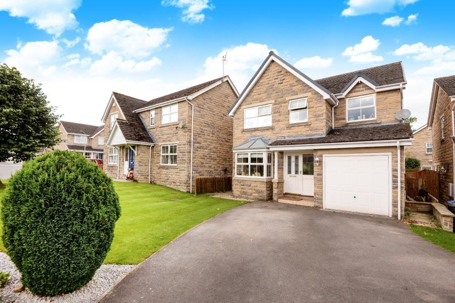 4 Bedrooms Detached House for sale in TANFIELD DRIVE, BURLEY IN WHARFEDALE, LS29 7RT