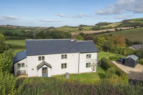 4 bedroom detached house for sale - Leighland, Roadwater, Watchet, Somerset, TA23