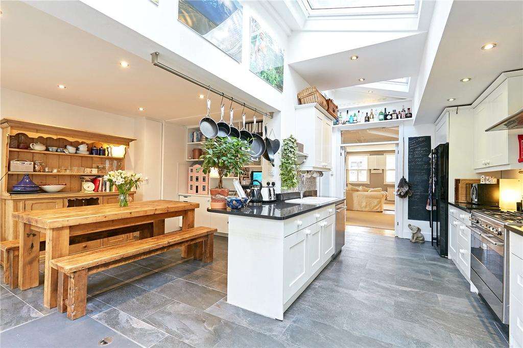 3 Bedrooms House for sale in Prospect Cottages, Putney, London, SW18