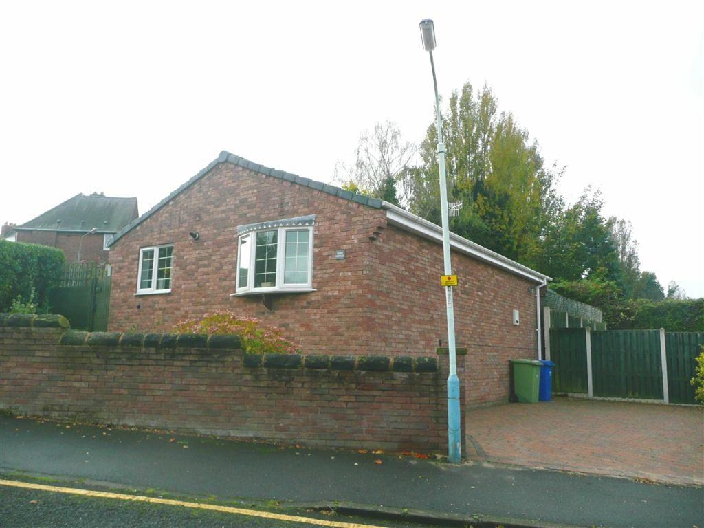 2 Bedrooms Detached Bungalow for sale in Riber Terrace, Chesterfield, S40