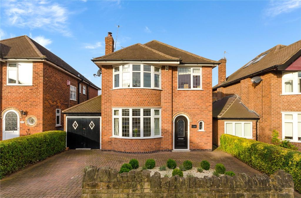 4 Bedrooms House for sale in Harrow Road, West Bridgford, Nottingham, NG2