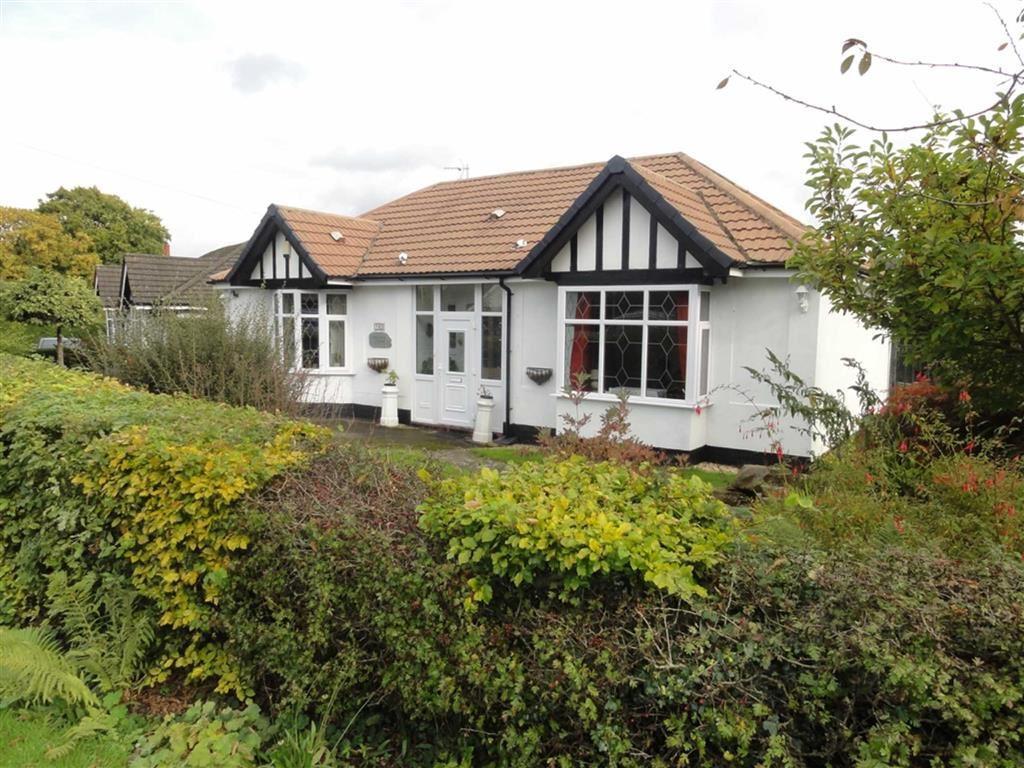 3 Bedrooms Detached Bungalow for sale in Styal Road, Heald Green