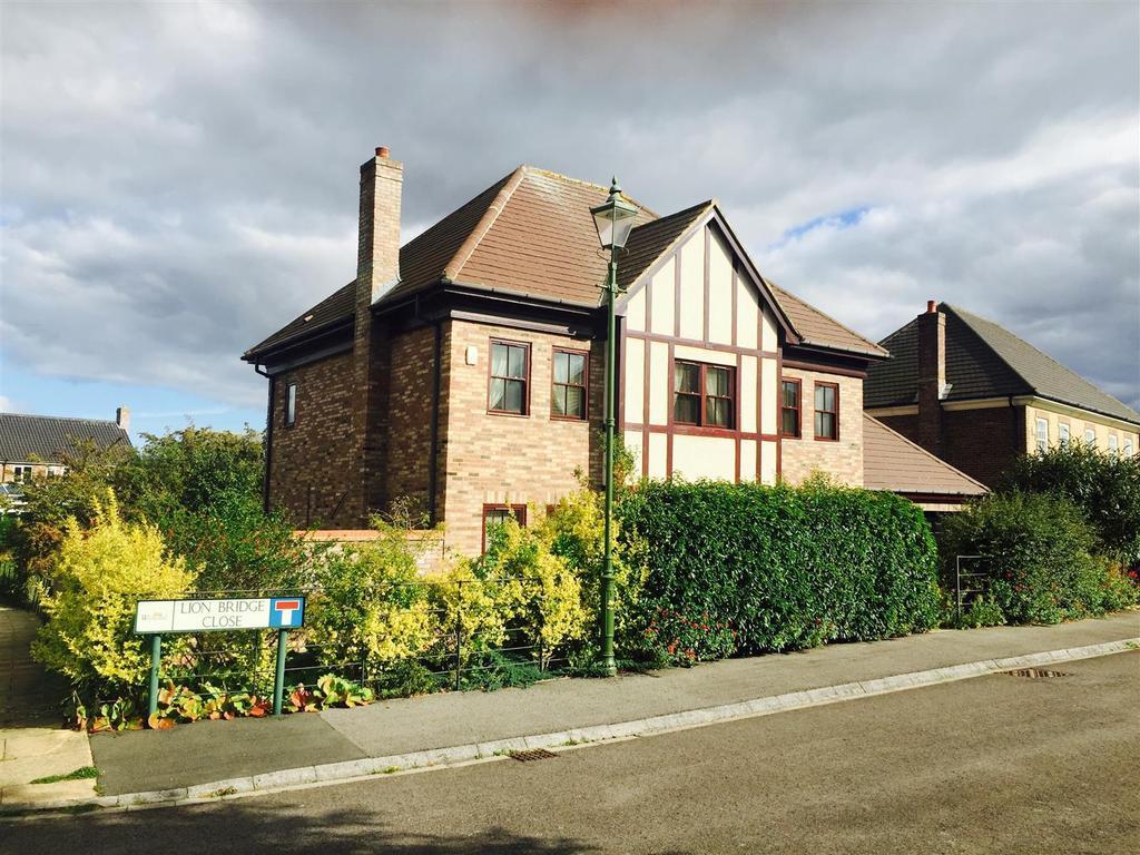 5 Bedrooms Detached House for sale in Lion Bridge Close, Wynyard, Billingham