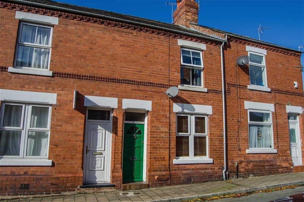 2 Bedrooms Terraced House for sale in Cherry Road, Boughton, Chester, Chester