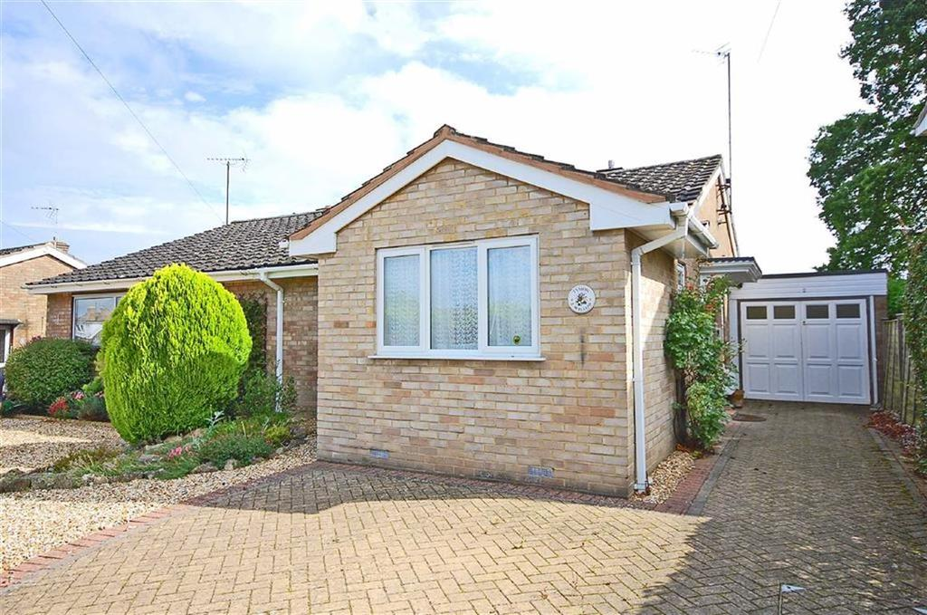 2 Bedrooms Semi Detached Bungalow for sale in Willow Road, Charlton Kings, Cheltenham, GL53