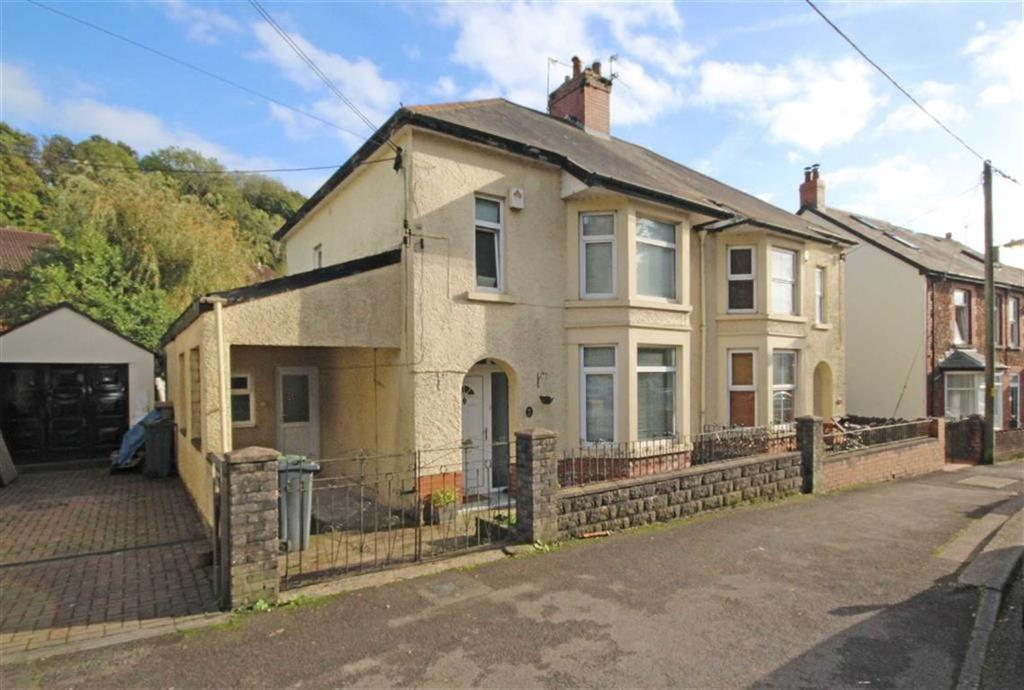 3 Bedrooms Semi Detached House for sale in Mill Road, Cardiff