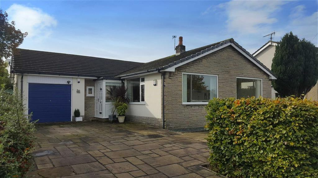 3 Bedrooms Detached Bungalow for sale in Croasdale Drive, Clitheroe, Lancashire, BB7