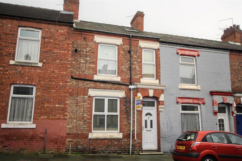 4 Bedrooms Terraced House for sale in George Street, Darlington
