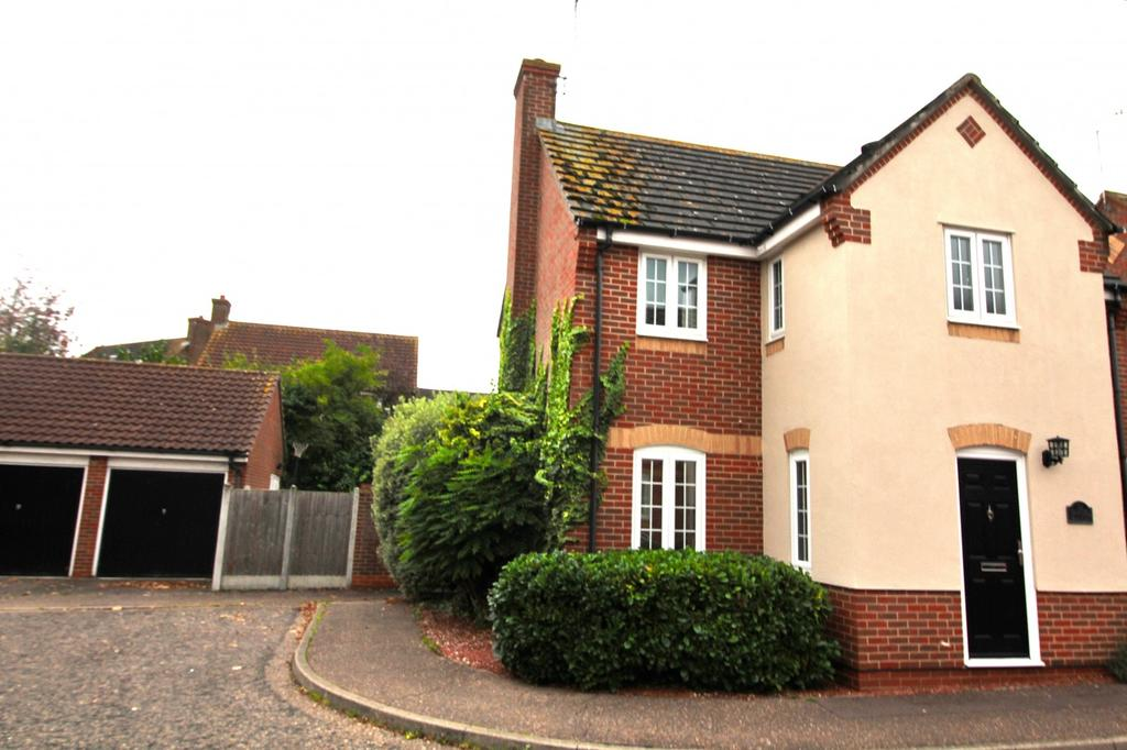 4 Bedrooms Detached House for sale in Samuel Manor, Springfield, Chelmsford, Essex, CM2