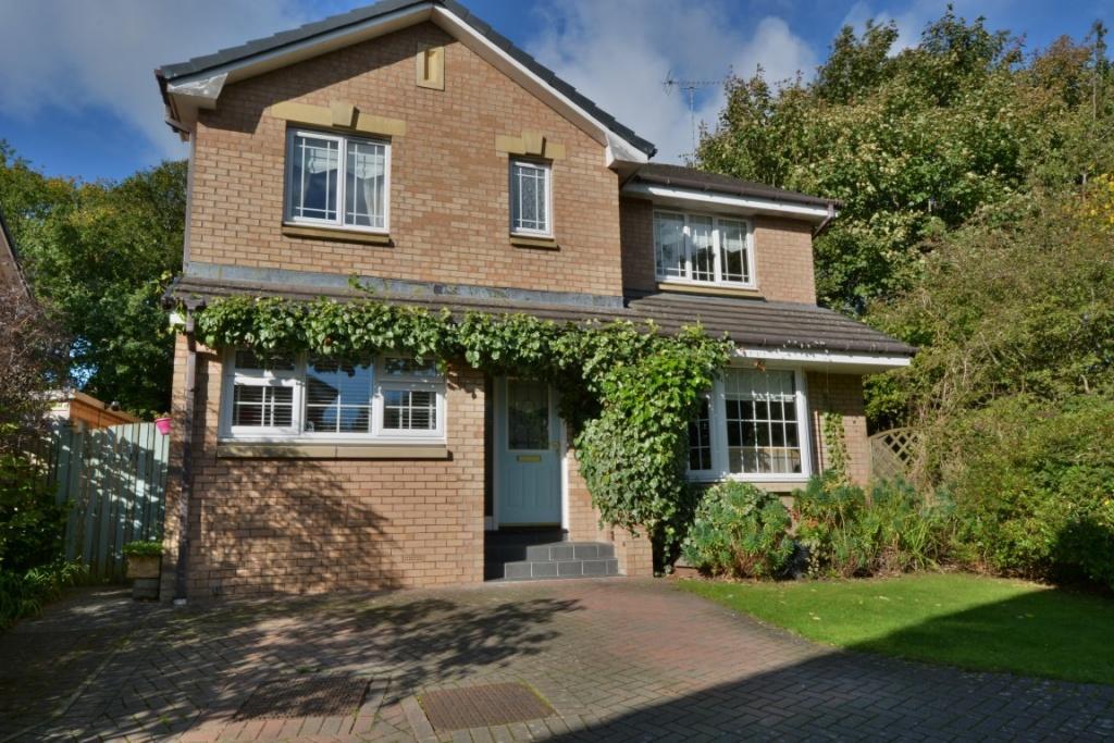 4 Bedrooms Detached House for sale in 35 Umachan, Erskine, PA8 7FG