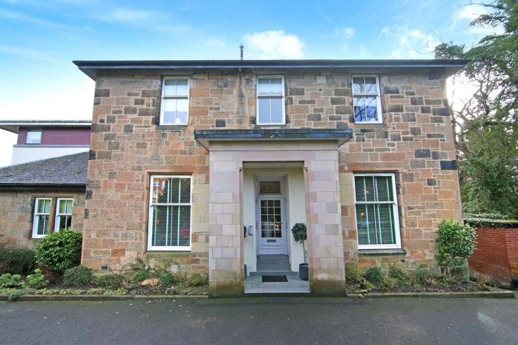 3 Bedrooms Apartment Flat for sale in 23c Mansionhouse Road, Langside, G41 3DN