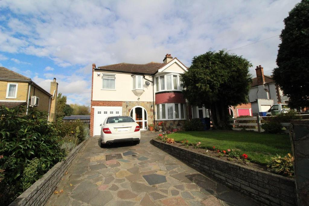 5 Bedrooms Semi Detached House for sale in Purfleet Road, Aveley, South Ockendon, Essex, RM15