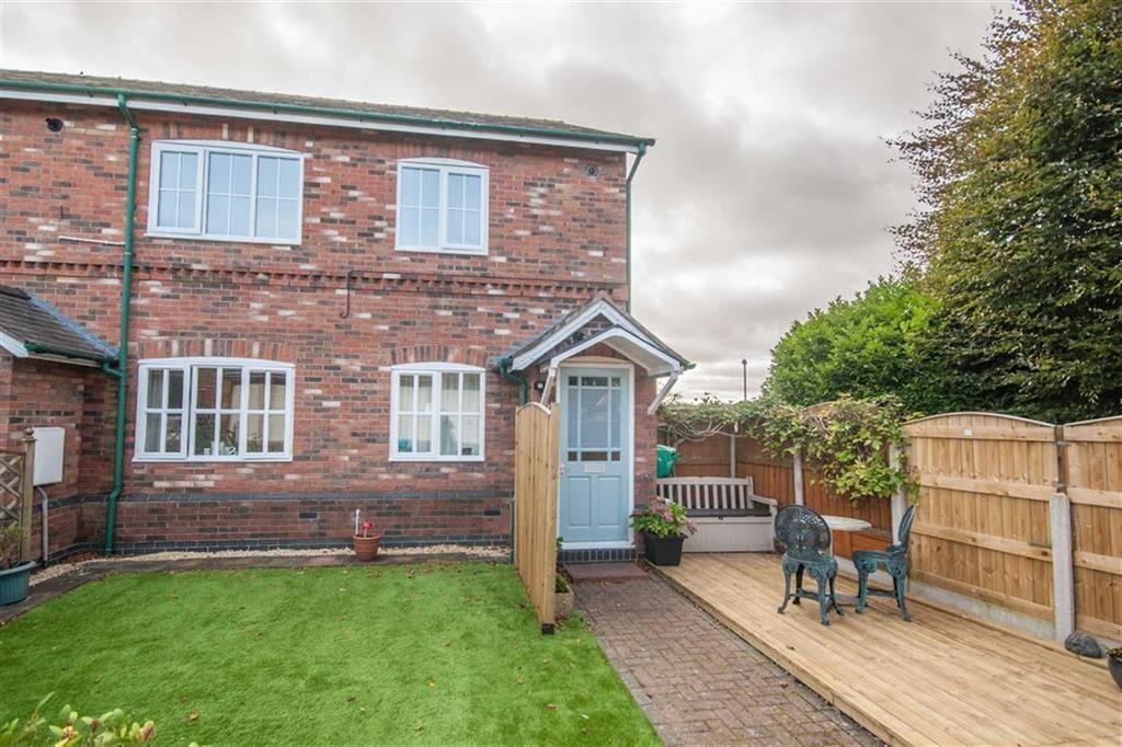 2 Bedrooms Apartment Flat for sale in Park View Court, Hawarden, Flintshire, Hawarden, Flintshire