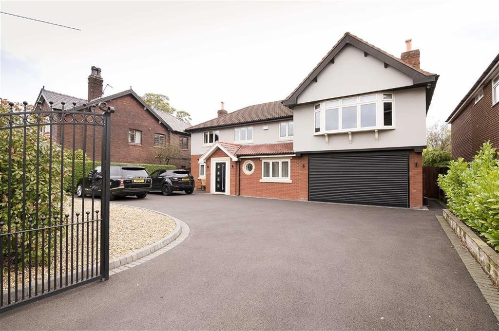 5 Bedrooms Detached House for sale in Bradley Lane, Eccleston Chorley, PR7