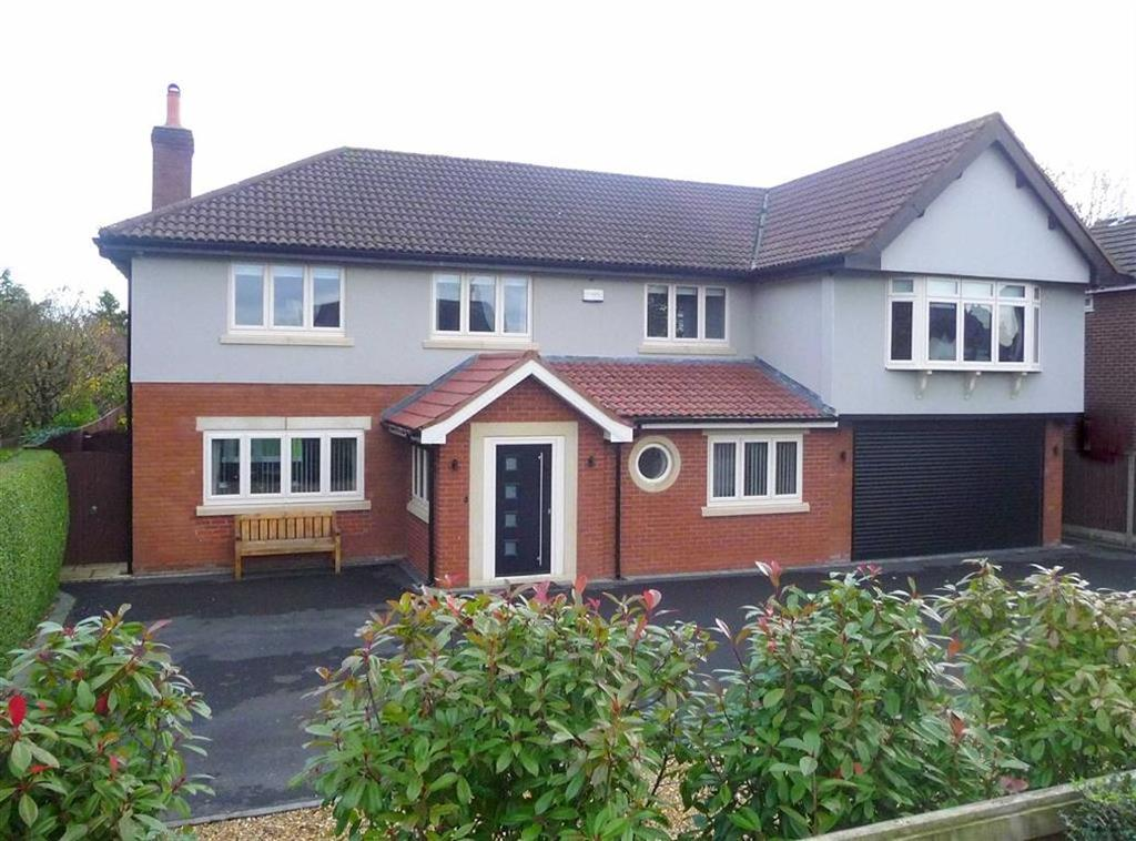 5 Bedrooms Detached House for sale in Bradley Lane, Eccleston, PR7