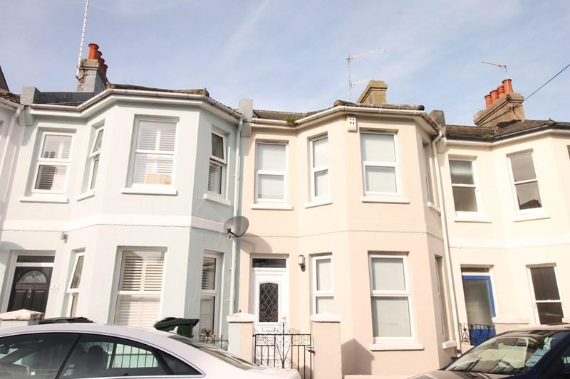 2 Bedrooms Terraced House for sale in Camden Road, Eastbourne