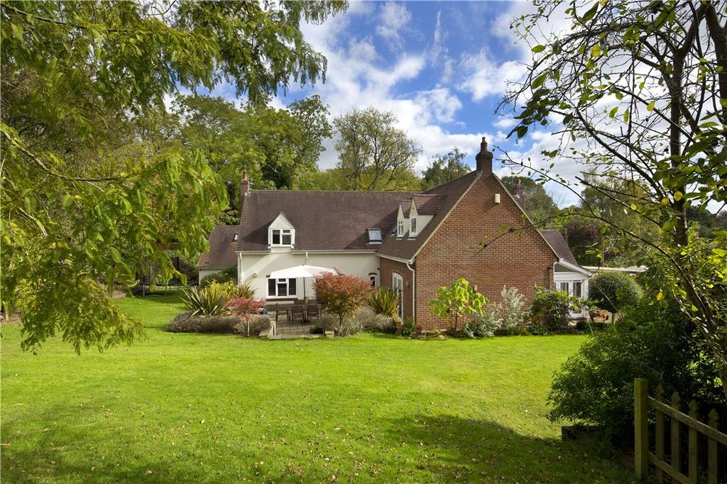 5 Bedrooms Detached House for sale in Blenheim Road, Horspath, Oxford, Oxfordshire, OX33
