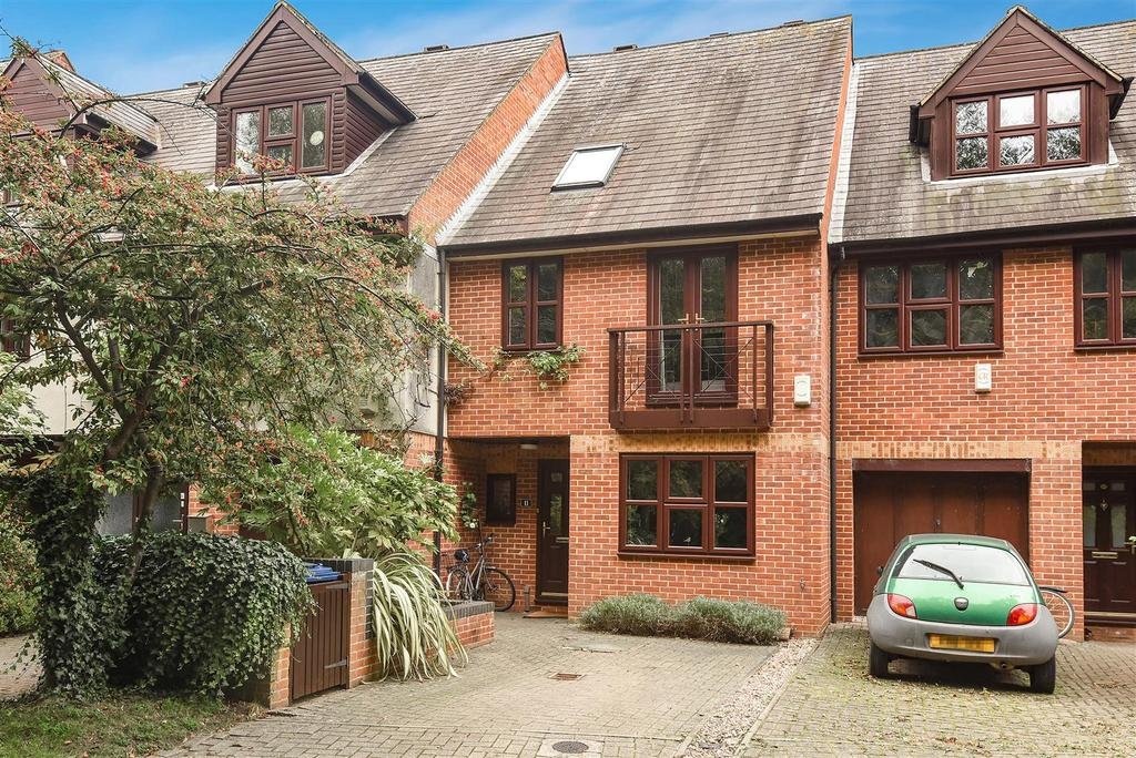 4 Bedrooms Town House for sale in Duke Street, West Oxford