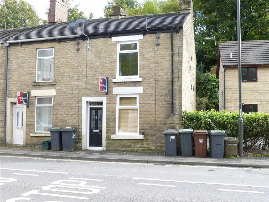 2 Bedrooms End Of Terrace House for sale in High Street West, Glossop