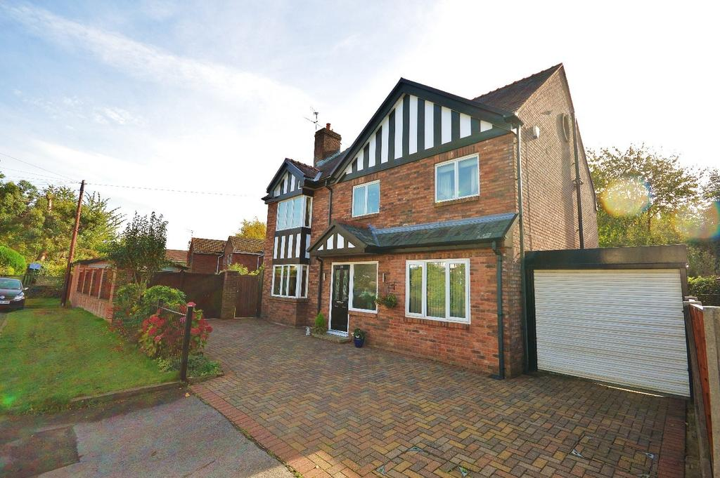 5 Bedrooms Detached House for sale in Weston Grove, Heaton Chapel