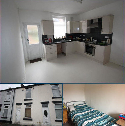 2 bedroom terraced house to rent - Lancing Road, Sheffield S2 4EW