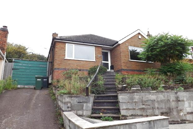 3 Bedrooms Bungalow for sale in Jenned Road, Arnold, Nottingham, NG5