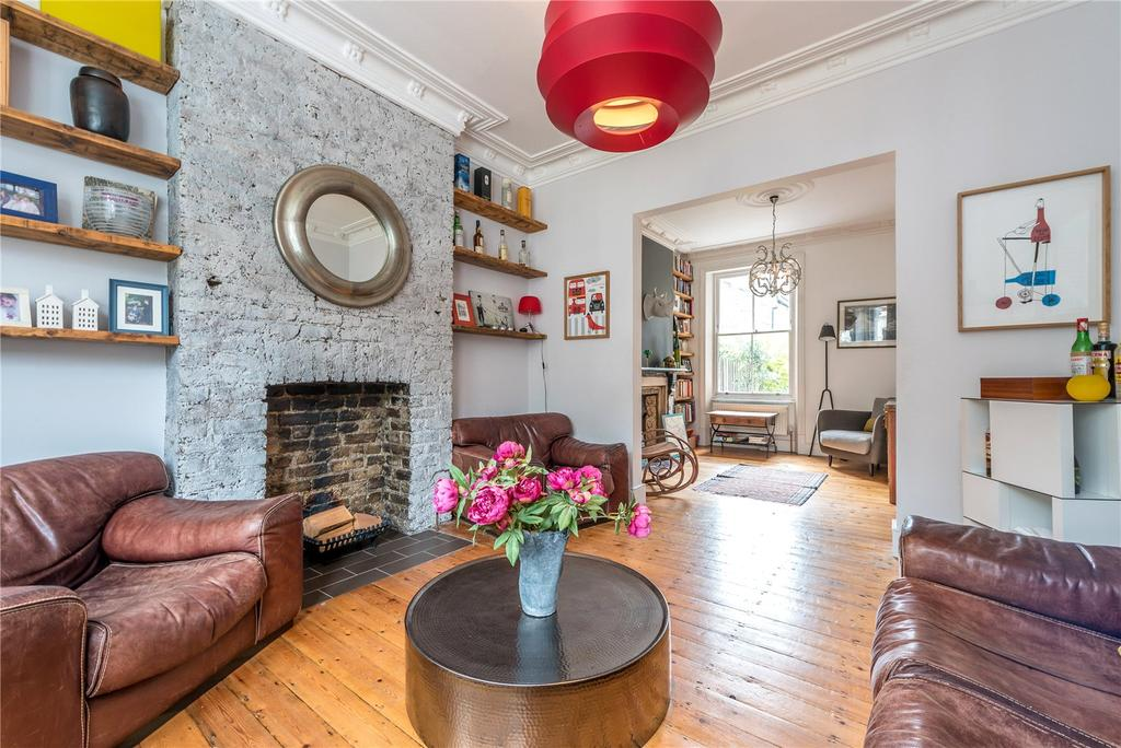 5 Bedrooms Terraced House for sale in Ronalds Road, Highbury, London, N5