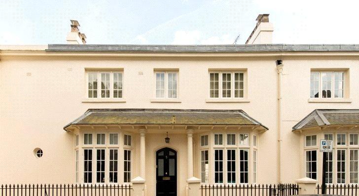 4 Bedrooms Terraced House for sale in Park Village West, Regent's Park, London, NW1