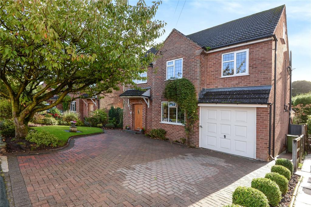 5 Bedrooms Detached House for sale in Priory Road, Wilmslow, Cheshire, SK9