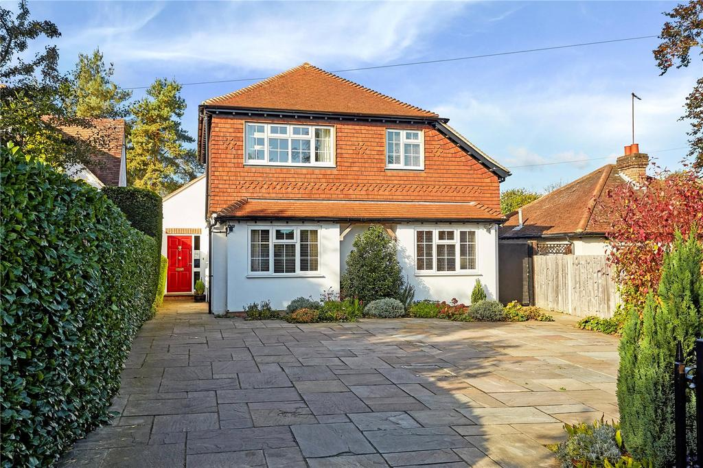4 Bedrooms Detached House for sale in Witches Lane, Sevenoaks, Kent, TN13