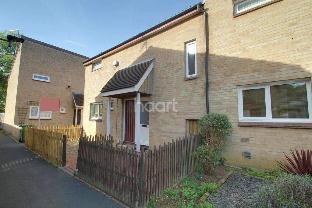 3 Bedrooms End Of Terrace House for sale in Manton, South Bretton