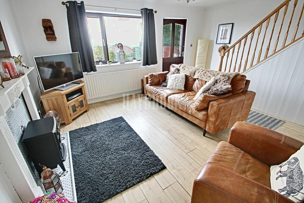 2 Bedrooms Terraced House for sale in Gleadless Mount, Gleadless, S12
