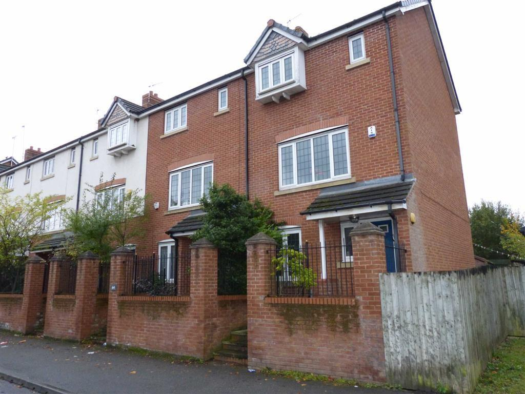 3 Bedrooms Town House for sale in Nell Lane, Chorlton