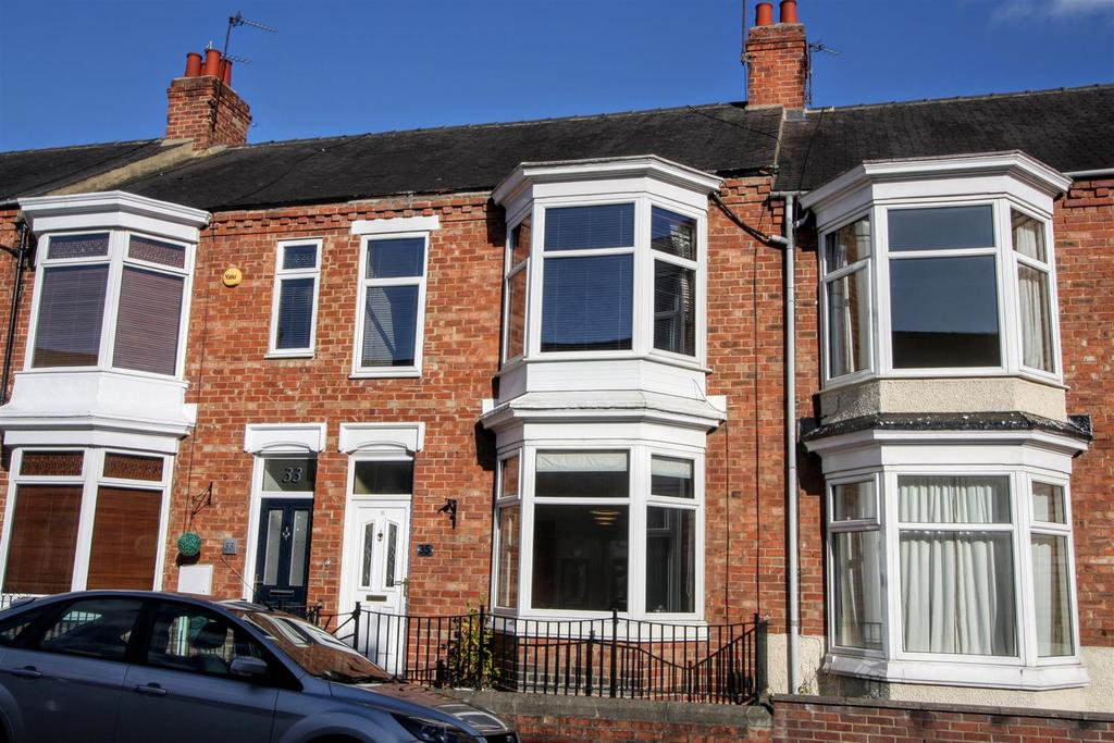 2 Bedrooms Terraced House for sale in Acacia Street, Darlington