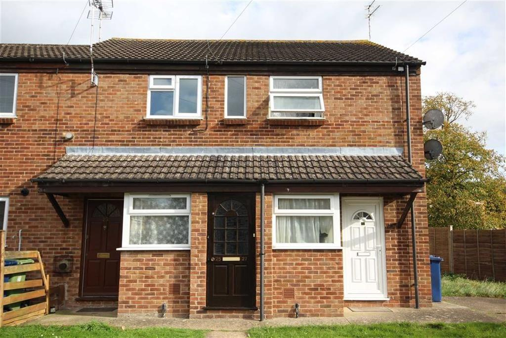 1 Bedroom Flat for sale in Farm Close, Northway, Tewkesbury, Gloucestershire
