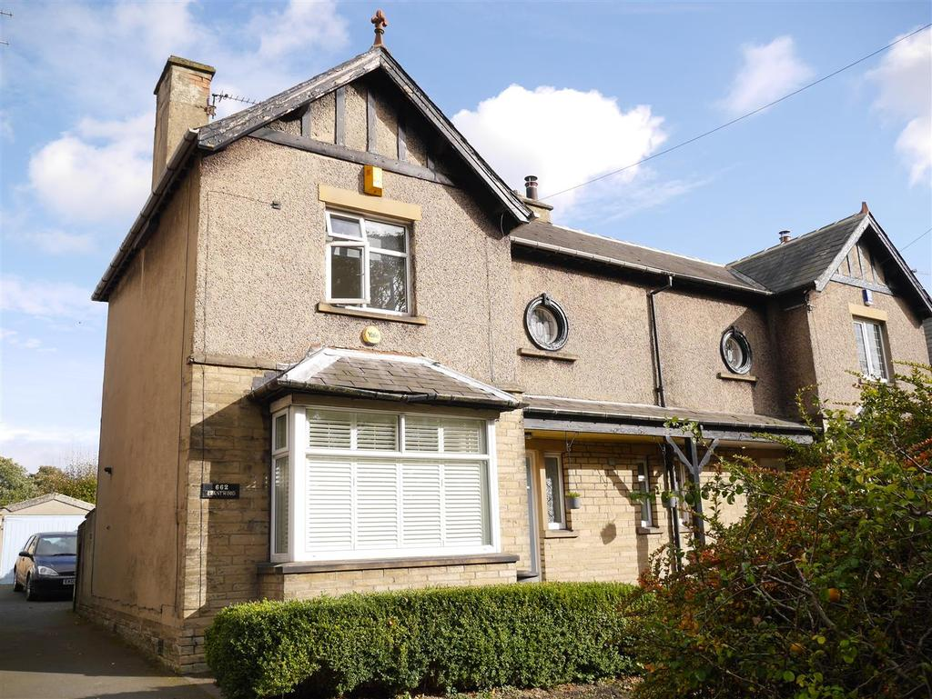 3 Bedrooms Semi Detached House for sale in Bradford Road, Birkenshaw