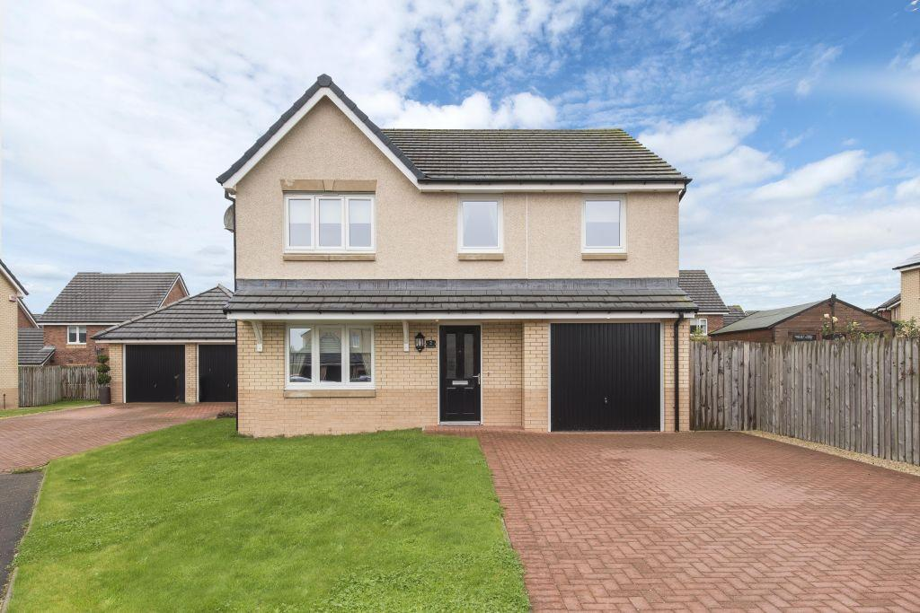 4 Bedrooms Detached Villa House for sale in 2 Fawn Gardens, Cambuslang, Glasgow, G72 6QG