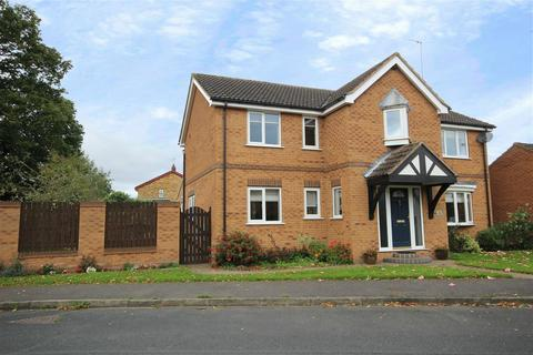 4 bedroom detached house for sale - Crofters Drive, Cottingham