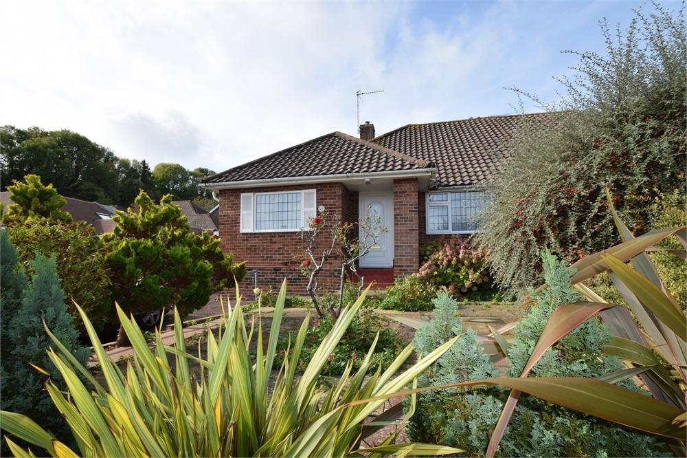 3 Bedrooms Semi Detached Bungalow for sale in Selsfield Close, Rodmill, Eastbourne