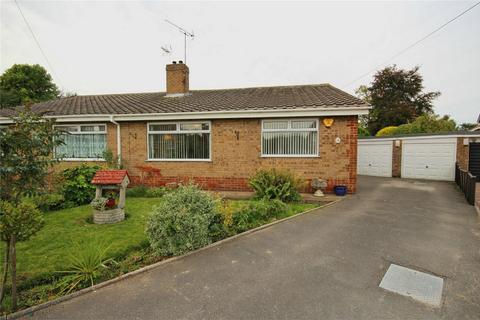 2 bedroom semi-detached bungalow for sale - Kennington Walk, Cottingham, East Riding of Yorkshire