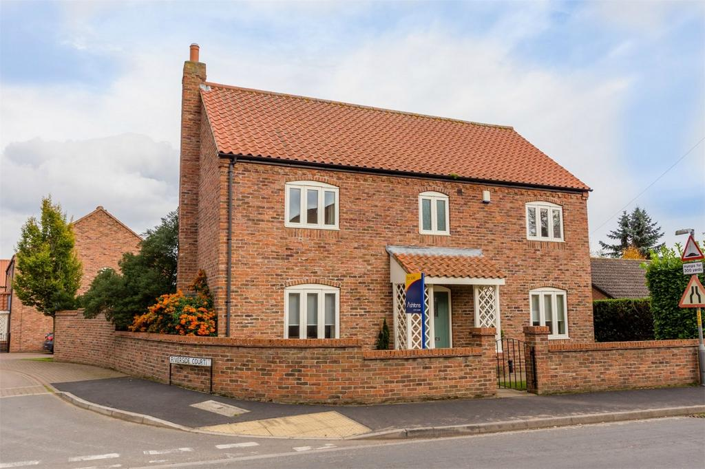 5 Bedrooms Detached House for sale in 42 Rythergate, Cawood, North Yorkshire